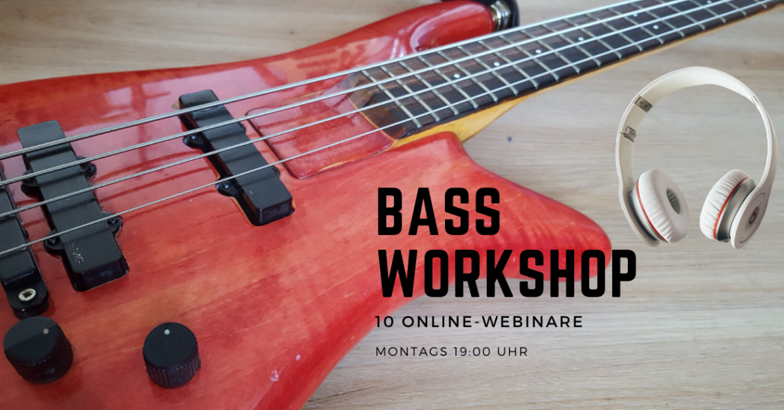 Bassworkshop online / Coversongs raushören