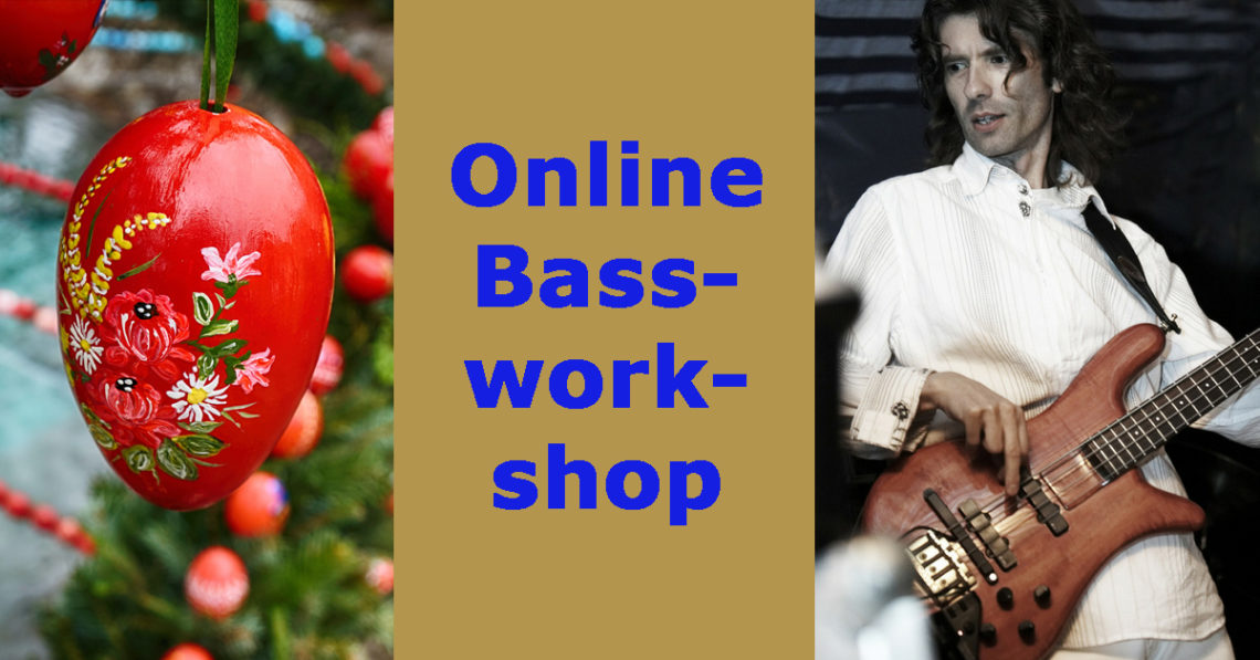 Oster-Online-Bassworkshop